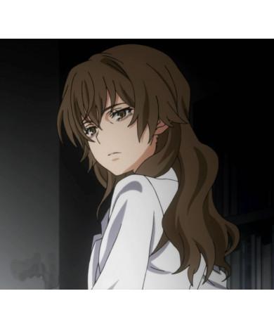 A Certain Scientific Railgun Kiyama Harumi Cosplay Wig