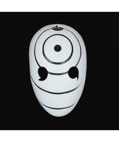 Naruto Uchiha Obito mask White