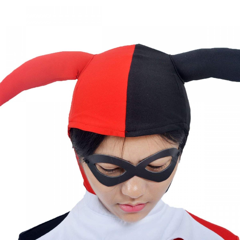 Batman and Harley Quinn Halloween Cosplay Costumes