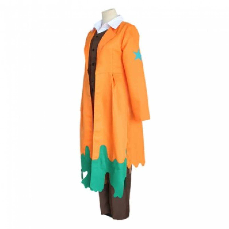Axis Powers Hetalia USA Alfred F Jones Cosplay Costume
