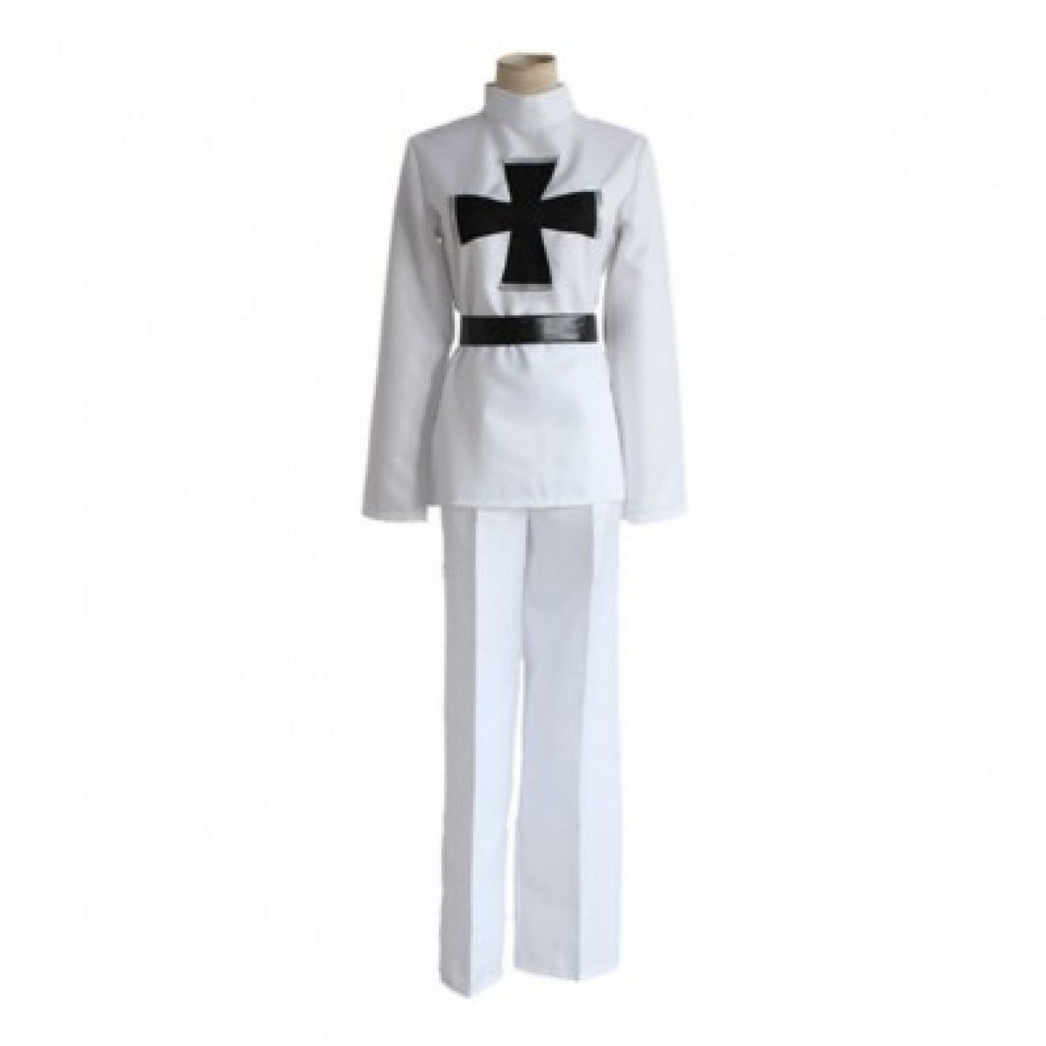 Axis Powers Hetalia The Teutonic Knights Of Prussia Ludwig Beillschmidt Cosplay Costume