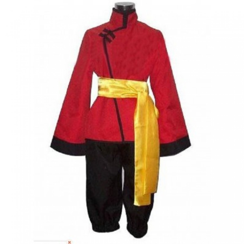 Axis Powers Hetalia Hong Kong Cosplay Costume