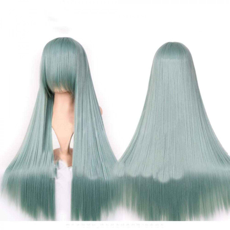 Ao no Exorcist Cheng Long Liu Cosplay Wig
