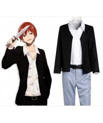 Assassination Classroom Akabane Karma Japan Anime Cosplay Costume