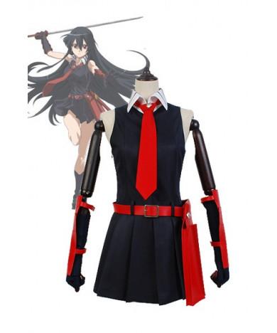 Akame Ga KILL! Night Raid Akame Japan Anime Cosplay Costume
