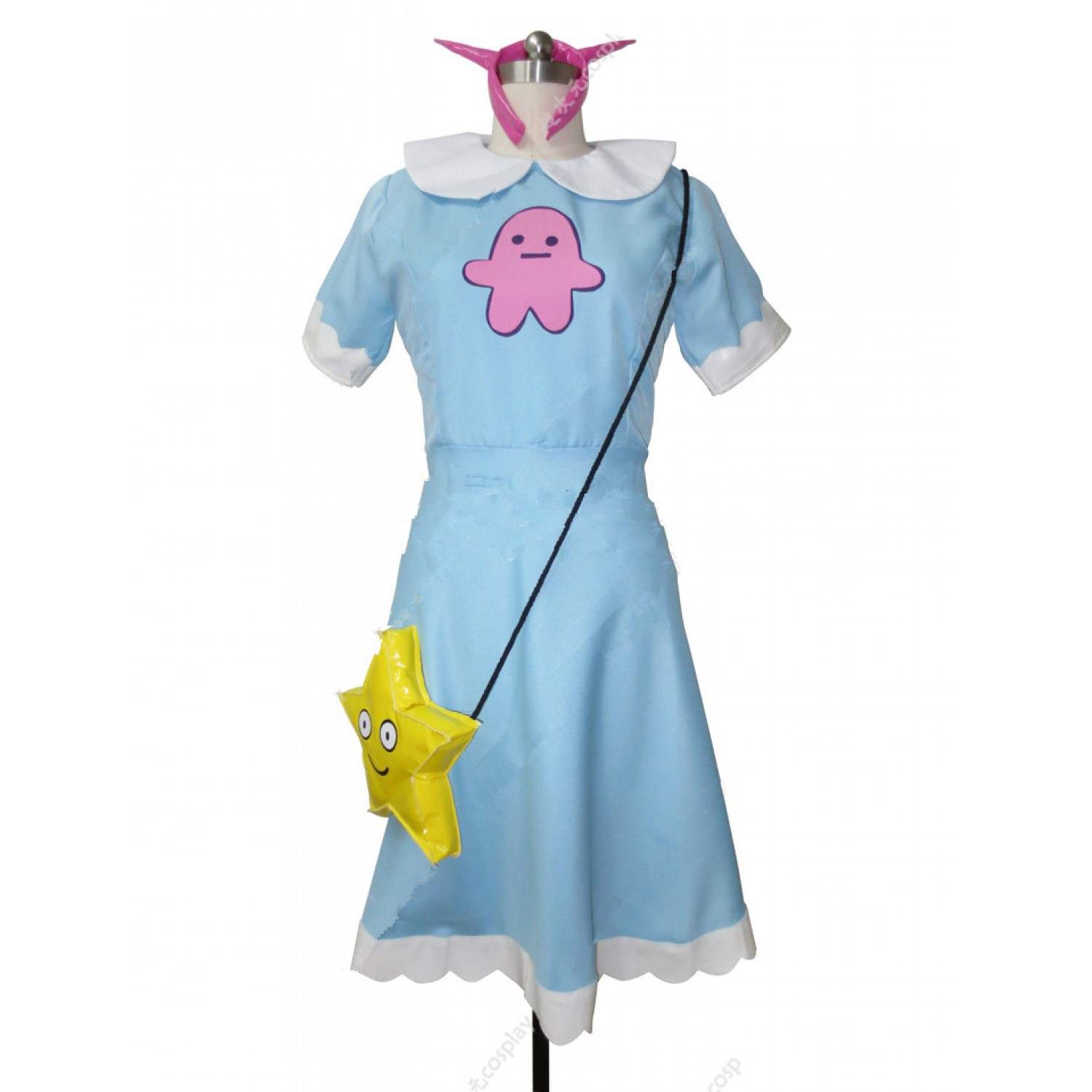 Star vs. the Forces of Evil Star Butterfly Princess Dress Cosplay Costumes