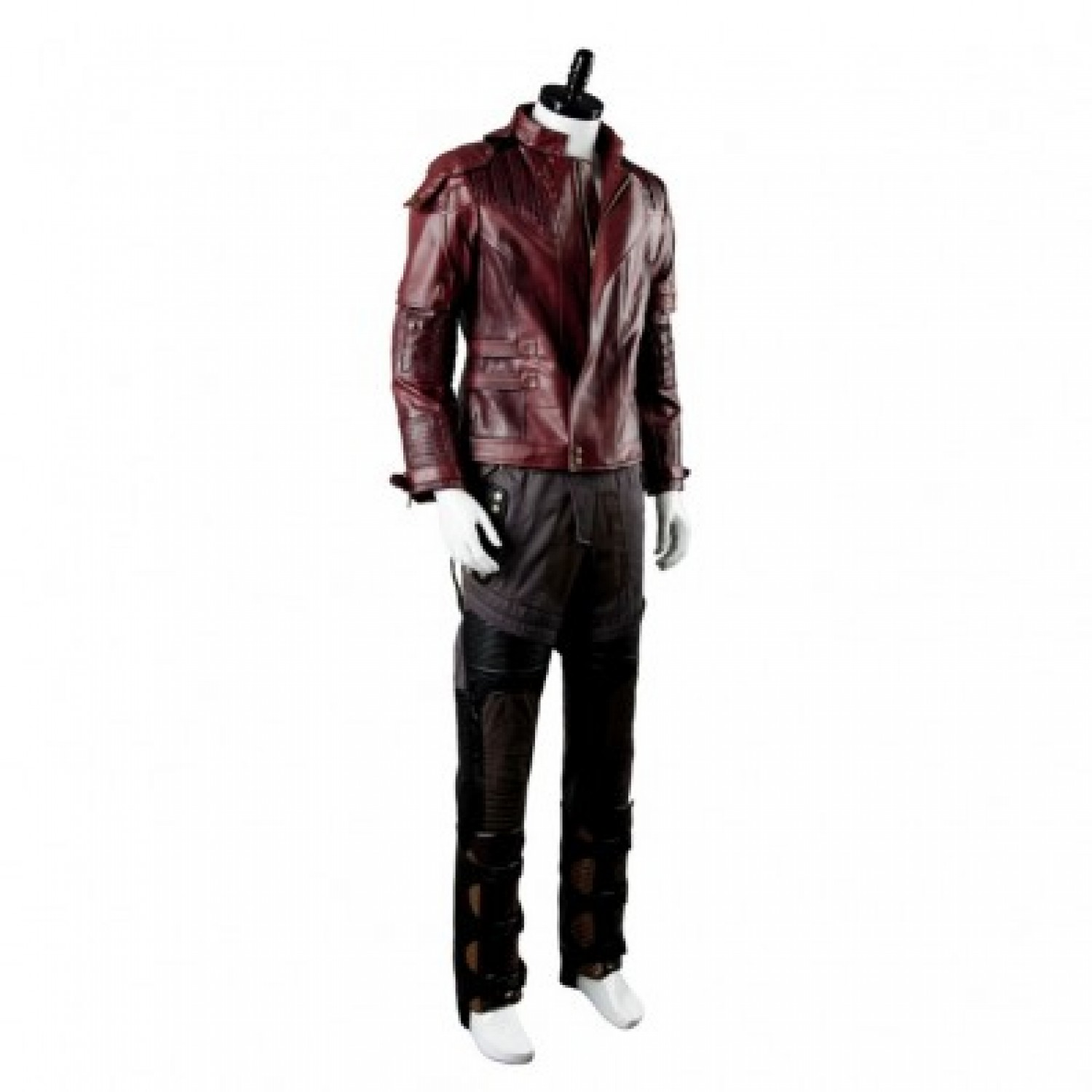 Guardians Of The Galaxy Peter Quill Star-Lord Pu Cosplay Costumes