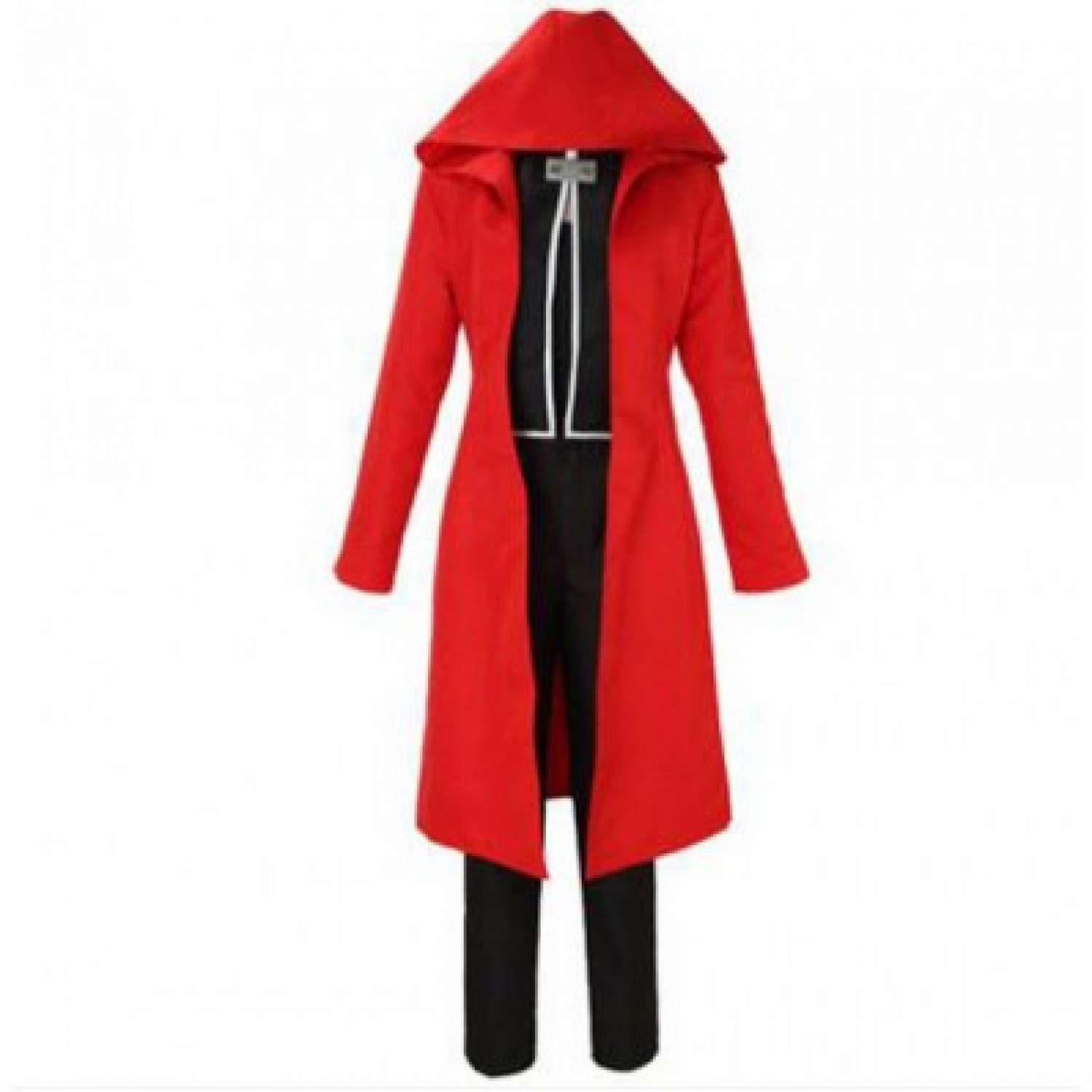 Fullmetal Alchemist Edward Elric's Japan Anime Cosplay Costume
