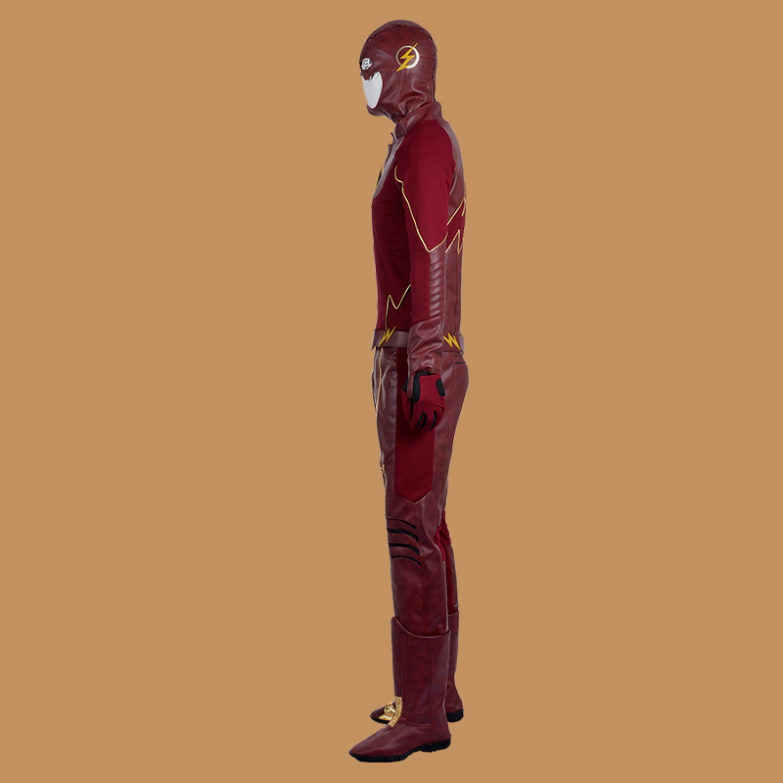 Showcase The Flash Bartholomew Henry Allen Cosplay Costume