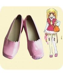 AKB0048 Yuka Ichijo PU Cosplay Boots Shoes