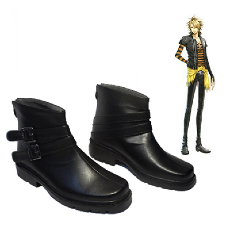 Amnesia the Dark Toma PU Cosplay Shoes