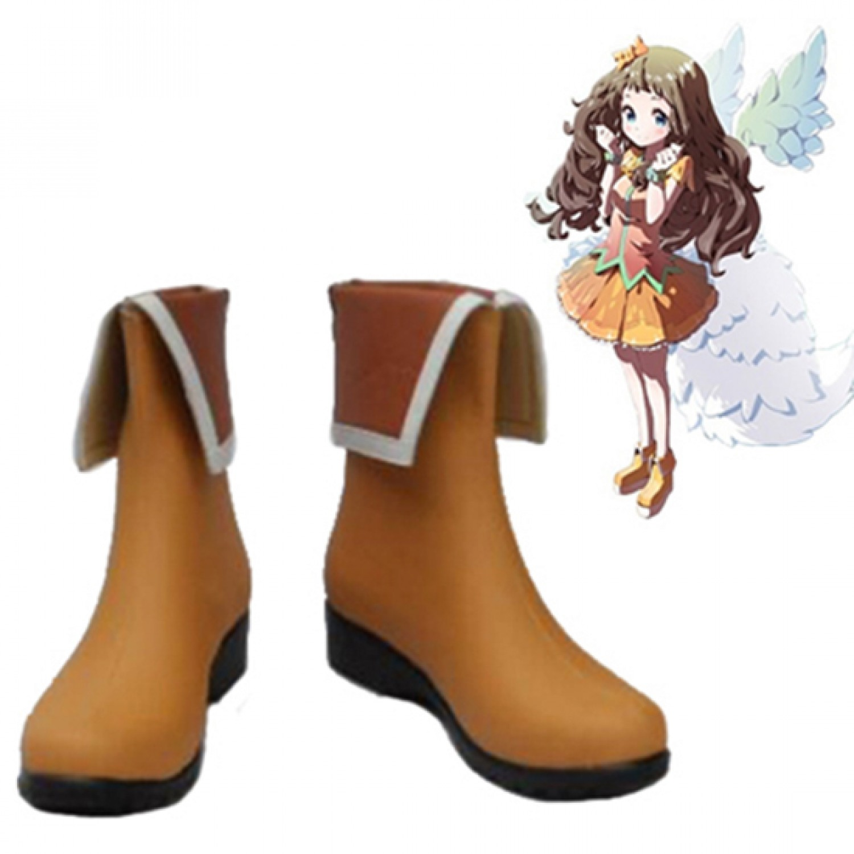 Beyond the Boundary Shindou Ai Anime Lolita Cosplay Shoes