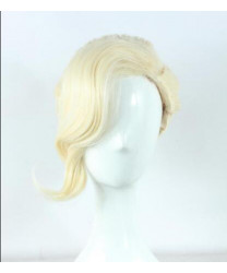 Zootopia Zootopian Pop Star Gazelle Light Blonde Cosplay Wig