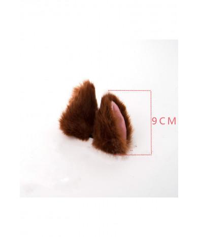 Zootopia Nick Wilde Fox Ears Cosplay Accessories