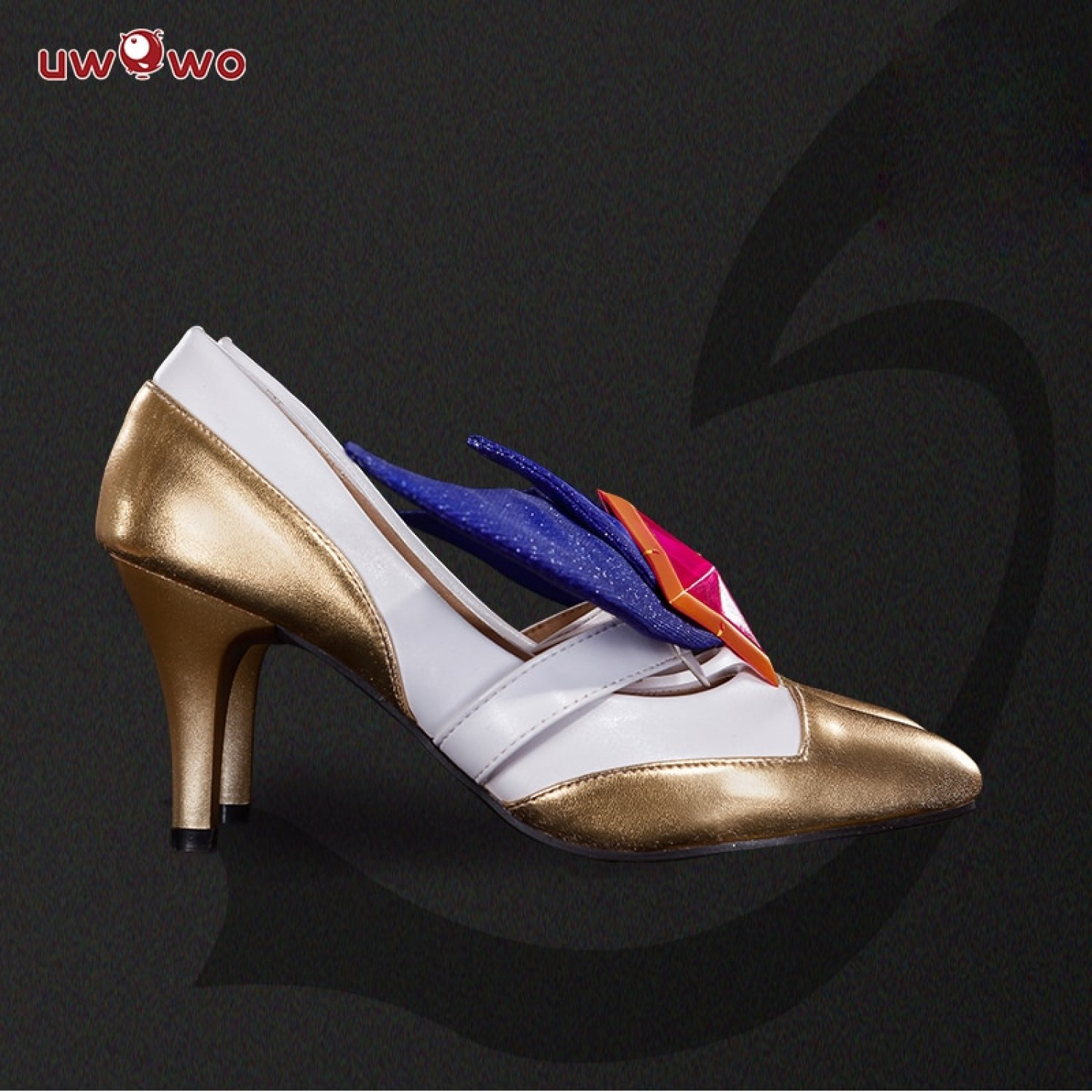 League of Legends LOL Star Guardian Ahri Cosplay Shoes