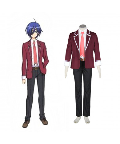 11eyes satsuki kakeru cosplay costume