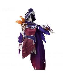 League of Legends LOL Xayah The Rebel Women Cosplay Costume