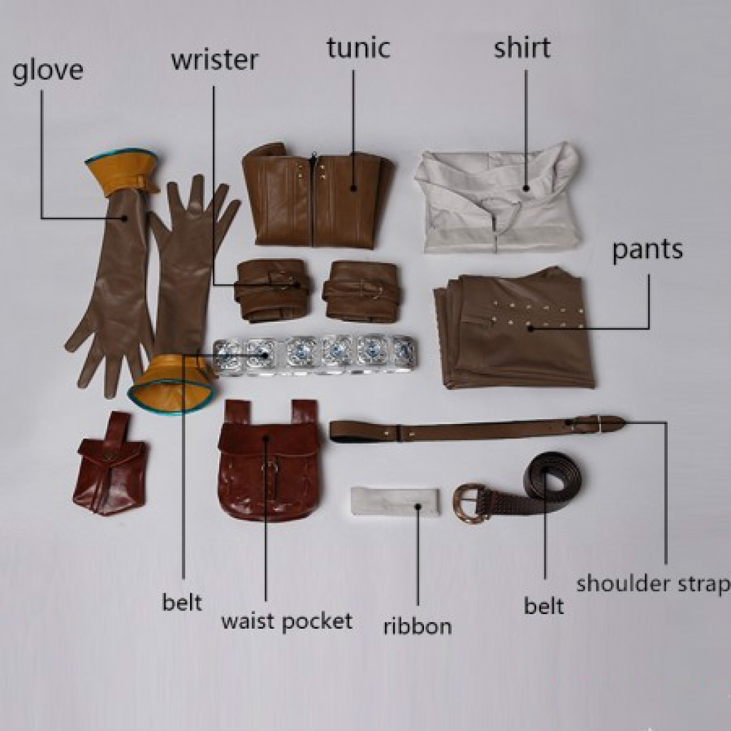 The Witcher 3 Wild Hunt Cirilla Cosplay Costumes