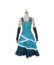 Black Bullet Tina Sprout Fashion Lolita Dress Cosplay Costume