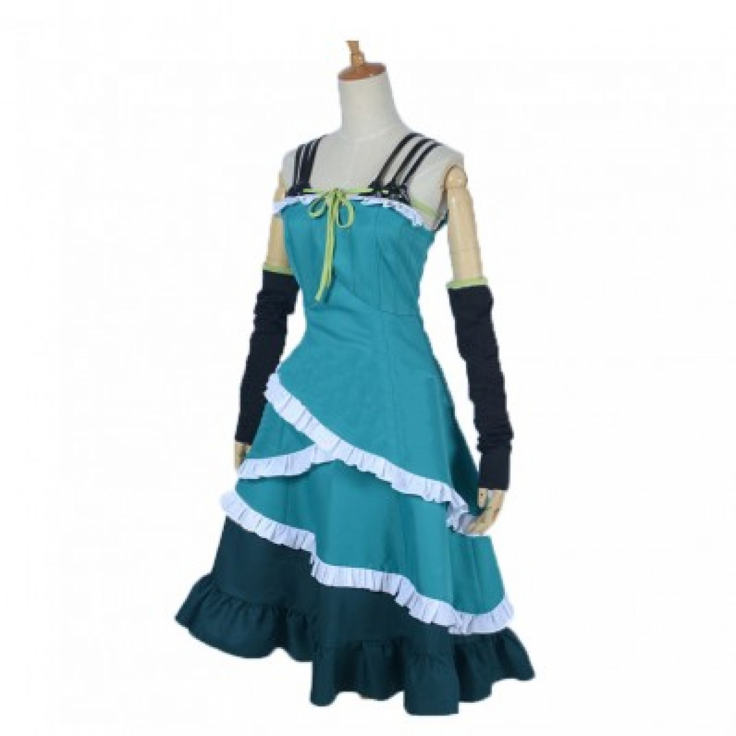 Black Bullet Tina Sprout Fashion Lolita Dress Cosplay Costume