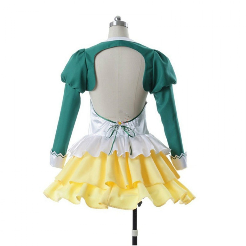 Amagi Brilliant Park Kobori Anime Cosplay Costume