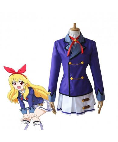 Aikatsu! Kiriya Aoi Uniform Cosplay Costume