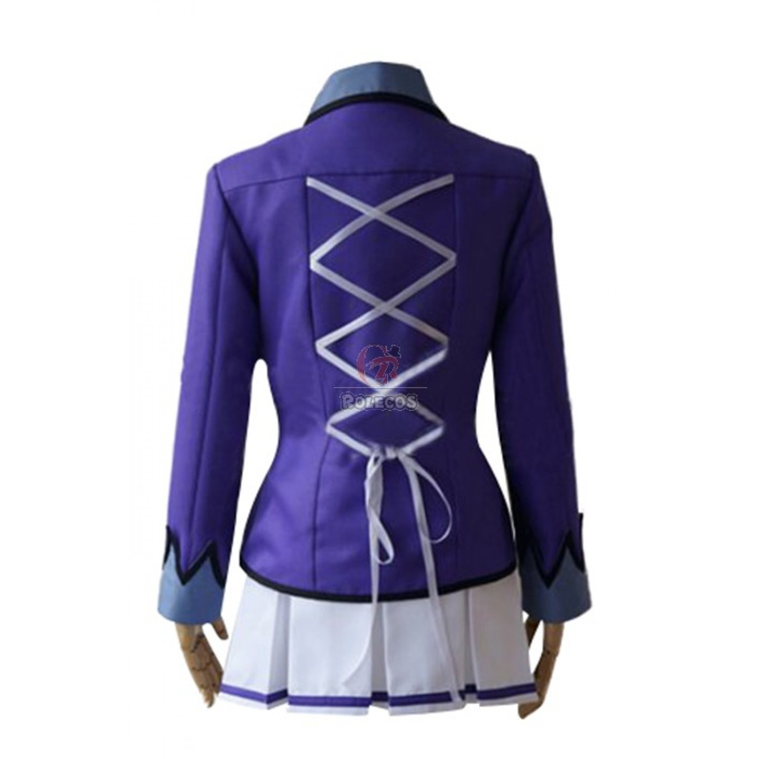 Aikatsu! Kiriya Aoi Uniform Cosplay Costume