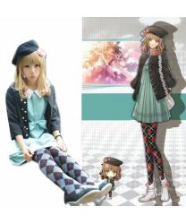 Amnesia Heroline Japan Anime Cosplay Custome