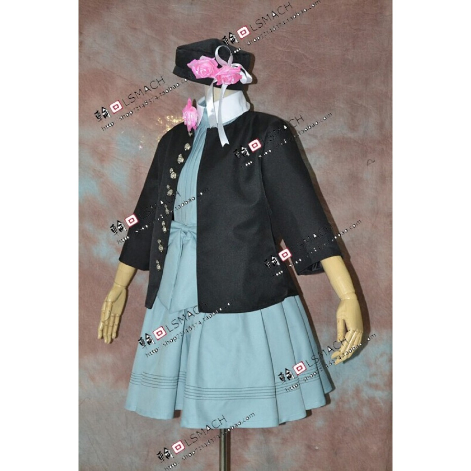 Amnesia Heroline Japan Anime Cosplay Custome