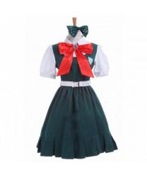 Danganronpa 2 Sonia Nevermind Dress Cosplay Costume