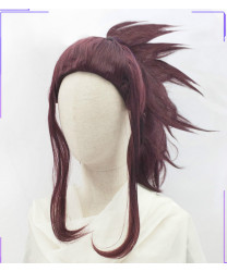 League of Legends LoL Akali The Rogue Assassin Cosplay Wig