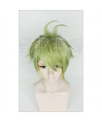 Danganronpa V3 Amami Rantarou Short Anime Cosplay Hair Wig