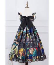 Sweet Lolita Dress Original St. John's Gospel Type II Skirt