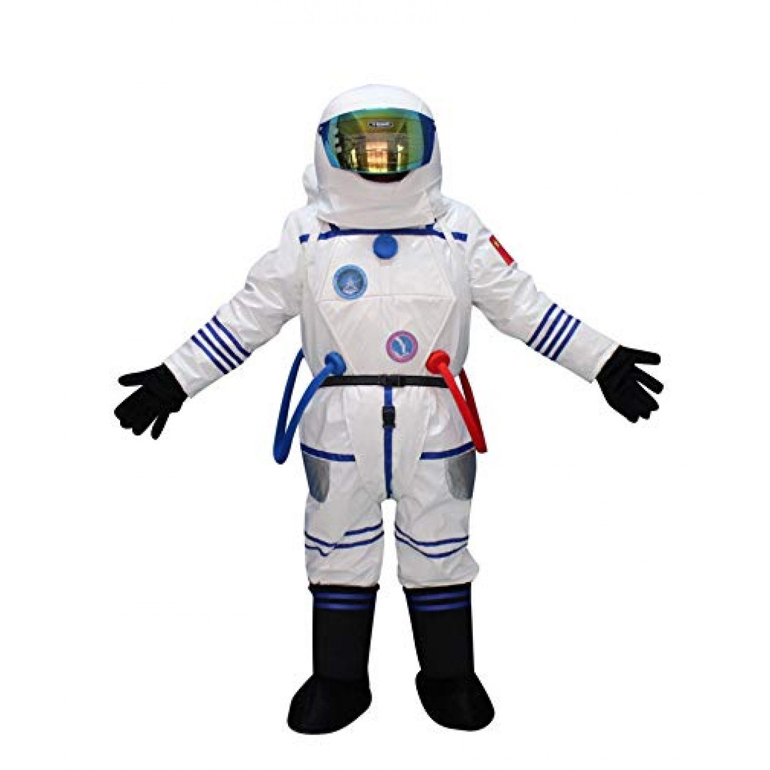 Astronaut Spaceman Space Man Adult Mascot Costume