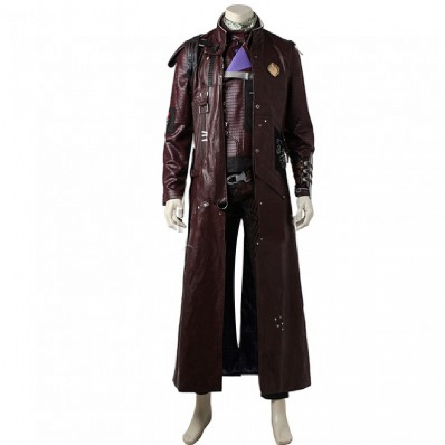 Guardians Of The Galaxy 2 Yondu Pleather Cosplay Costume