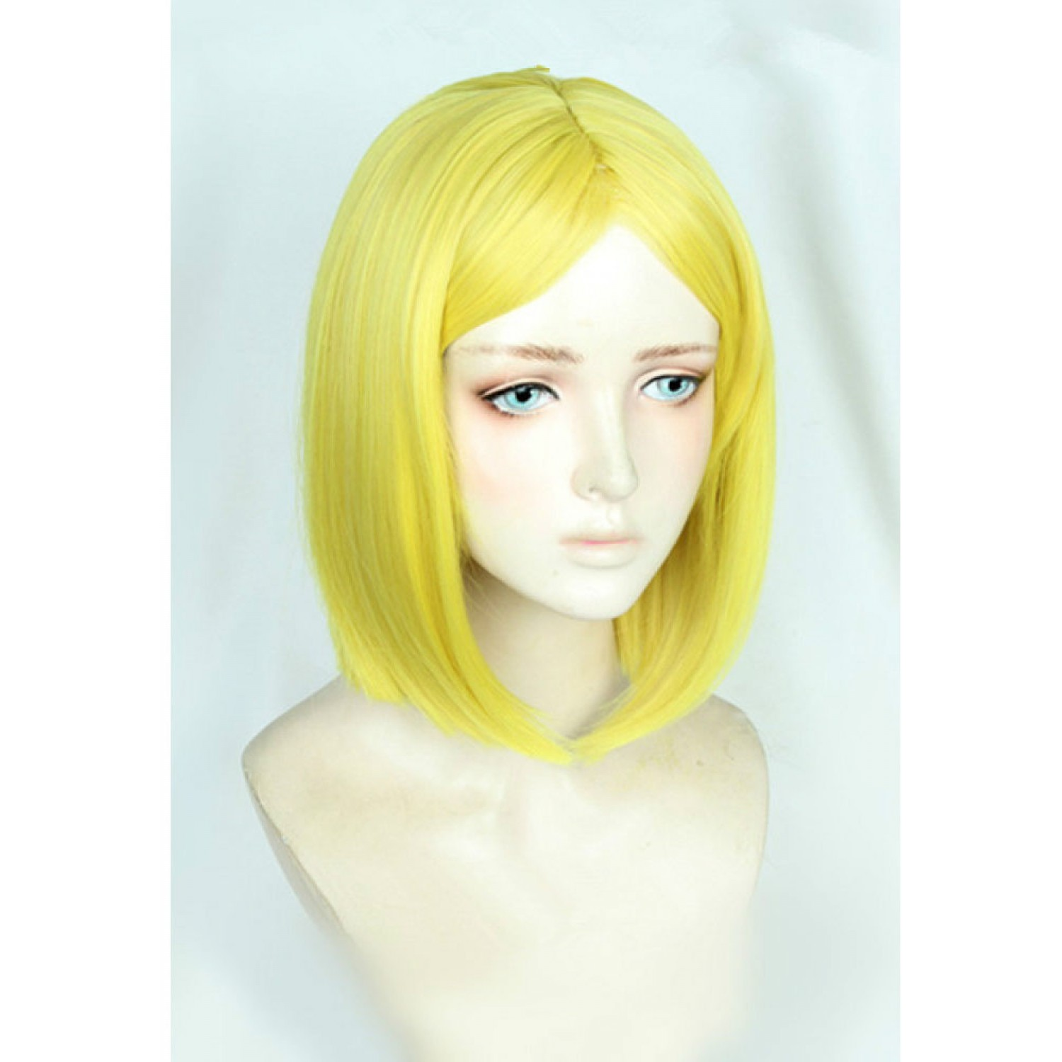 Land of the Lustrous Houseki no Kuni Yellow Diamond Japan Anime Cosplay Wig