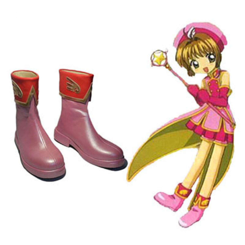 Cardcaptor Sakura Kinomoto Sakura Japan Anime Cosplay Shoes