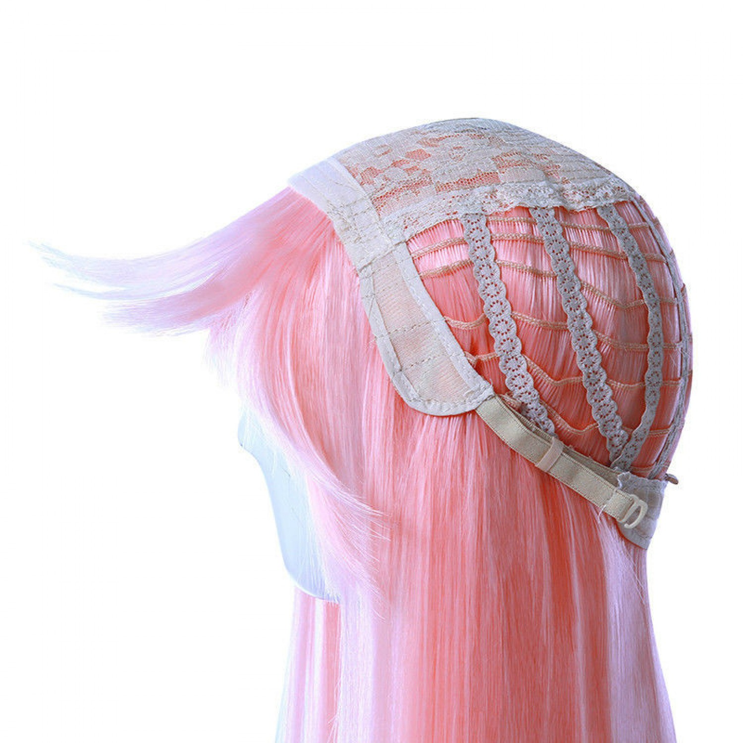 DARLING in the FRANXX Zero Rwo cosplay Wig Long Pink Long Straight Party Wig