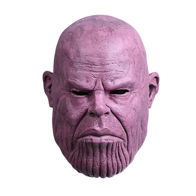 Avengers Endgame Thanos Latex Mask