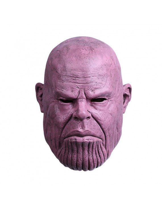 Avengers Endgame Thanos Latex Mask