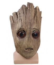 Avengers Infinity War Groot Latex Cosplay Mask