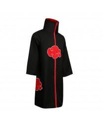Naruto Akatsuki Konan Cosplay Costume Cloak Cape