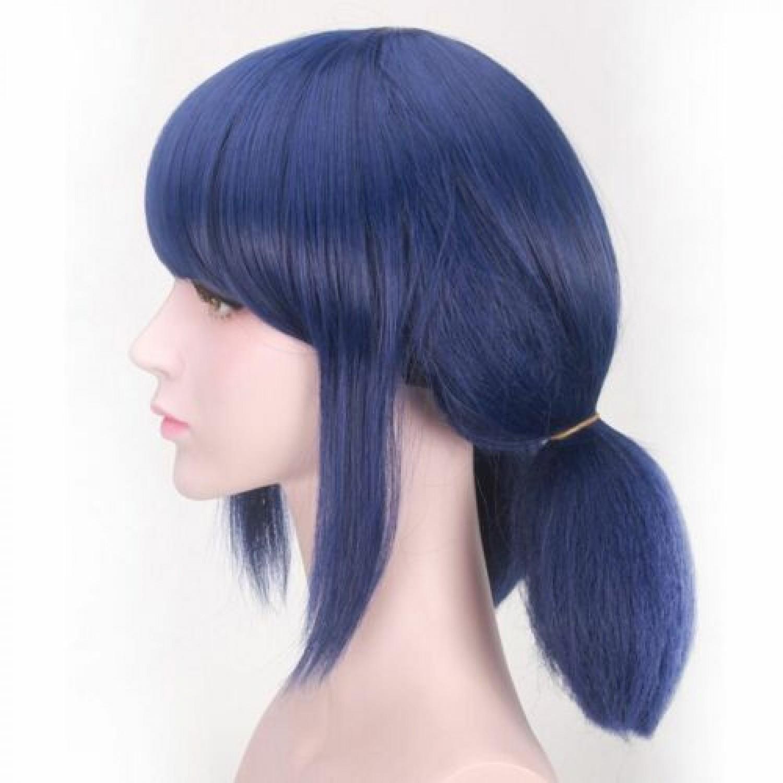 Miraculous Ladybug Ladybug Blue Anime Styled Cosplay Wig