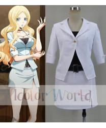 Assassination Classroom Irina Jelavich Anime Cosplay Costume
