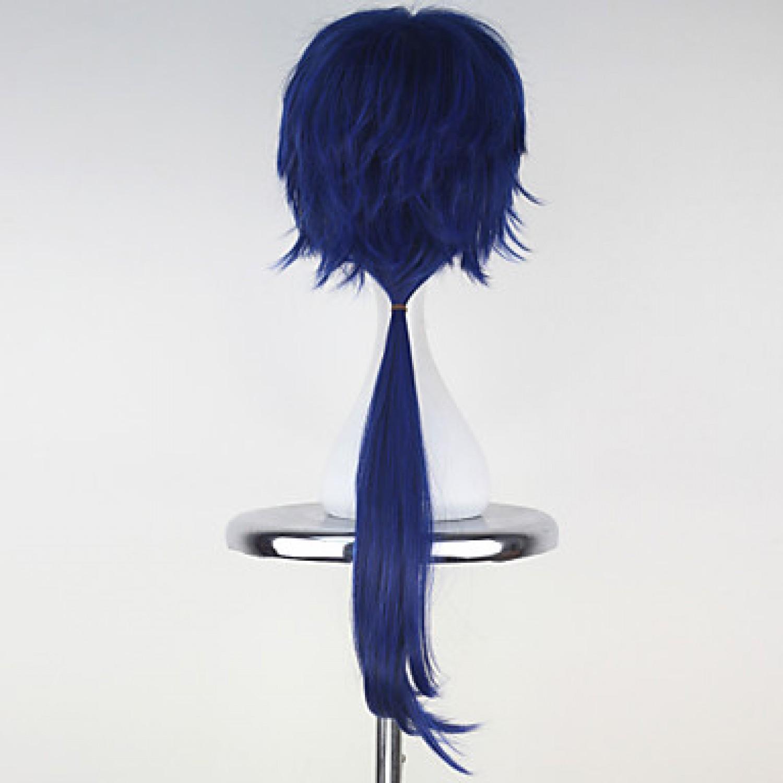 Live in Lan Holarula Blue Long Heat Resistant Fiber Cosplay Wig