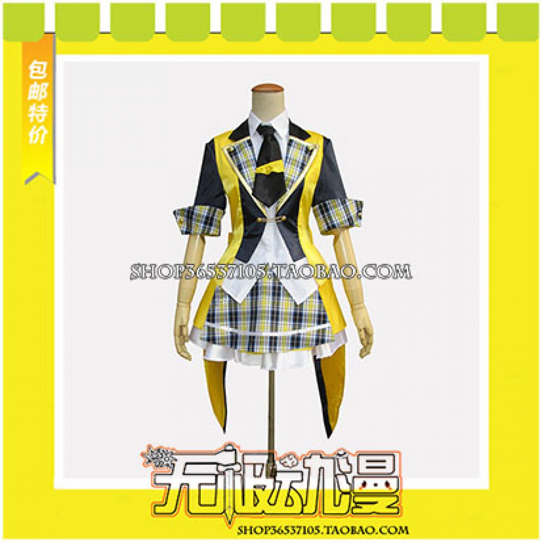 AKB0048 Senbatsu Members Uniform Cosplay Custome