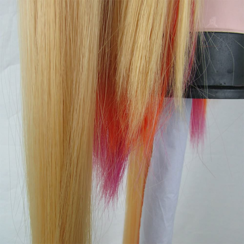 Miss Kobayashi s Dragon Maid Tohru Cosplay Wig + Two Ponytail