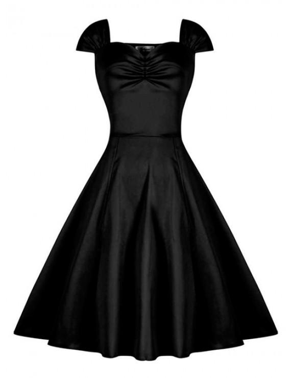 Classic Lolita Dress Bow High Waist Sleeveless Dress