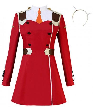 DARLING in the FRANXX Naomi Code 703 Girls Uniform Dress Cosplay Costume
