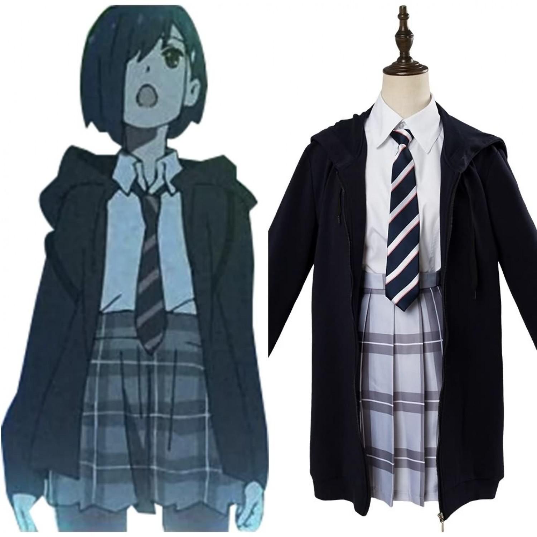 DARLING in the FRANXX ED Ichigo code 015 Cosplay Uniform Cosplay Costume